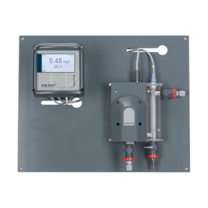 Kuntze Krypton Disinfection Control System