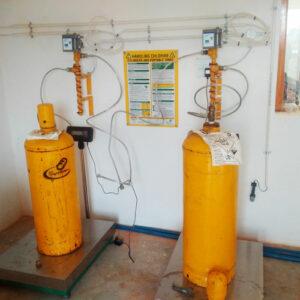 Gas Chlorinations